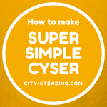 How to Make a Super Simple Cyser – AKA Apple Mead