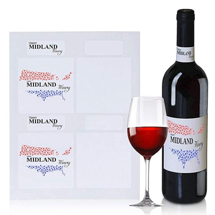 It is a graphic of Ridiculous Create Own Wine Label Free